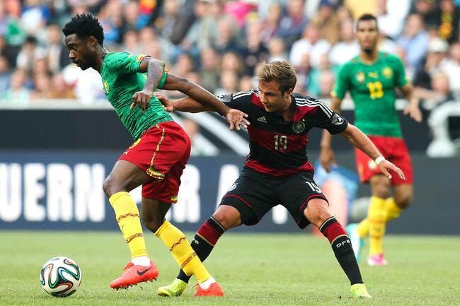 Face au Mexique, le Cameroun a un zéro pointé à oublier