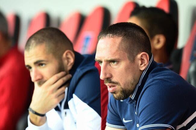 La France accuse le Bayern pour le forfait de Ribéry