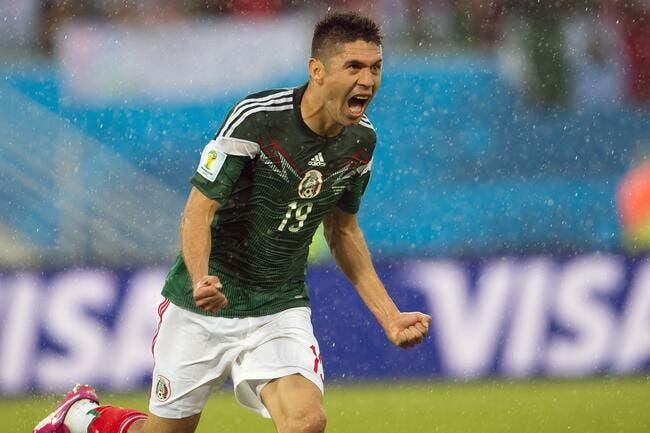 Le Mexique bat le Cameroun et prend rendez-vous avec le Brésil