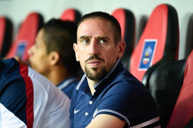 Avec le doc du Bayern, Ribéry aurait joué le Mondial