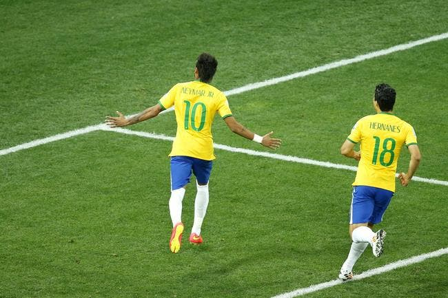 Un doublé d'entrée, Neymar n'osait pas en rêver