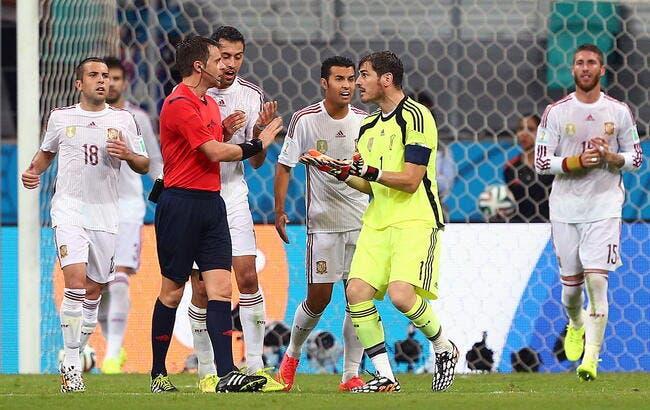 Casillas présente ses excuses après le désastre espagnol