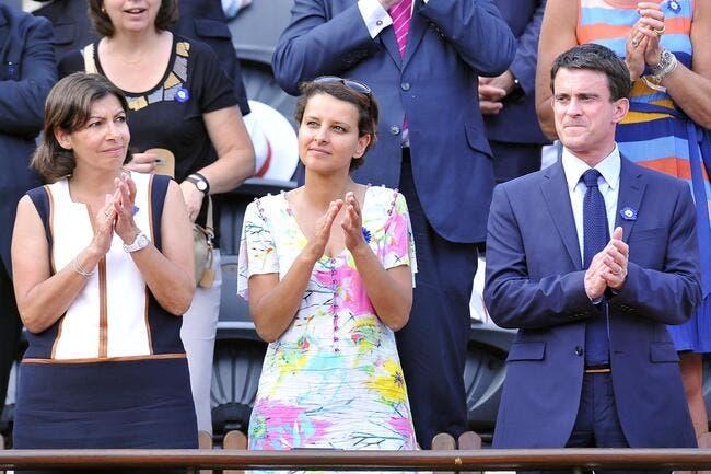 La ministre aime les «beaux gosses» de l'équipe de France