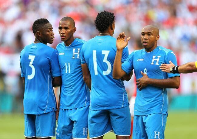 Le Honduras aidé par Canal+ pour battre la France