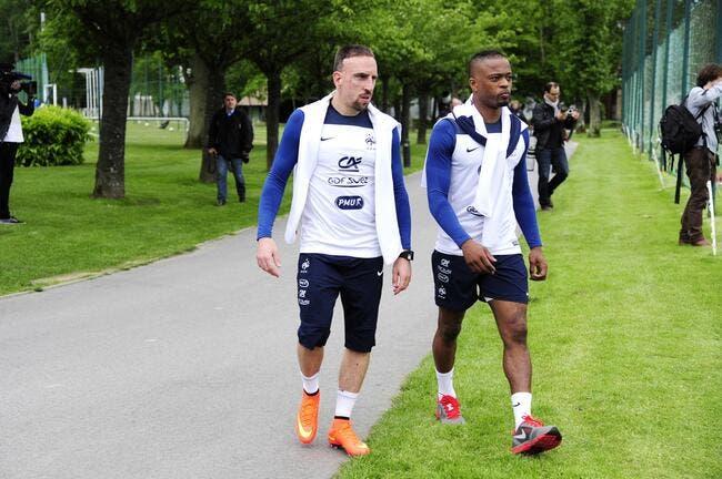 Ribéry a refusé d'être soigné à la cortisone en EDF