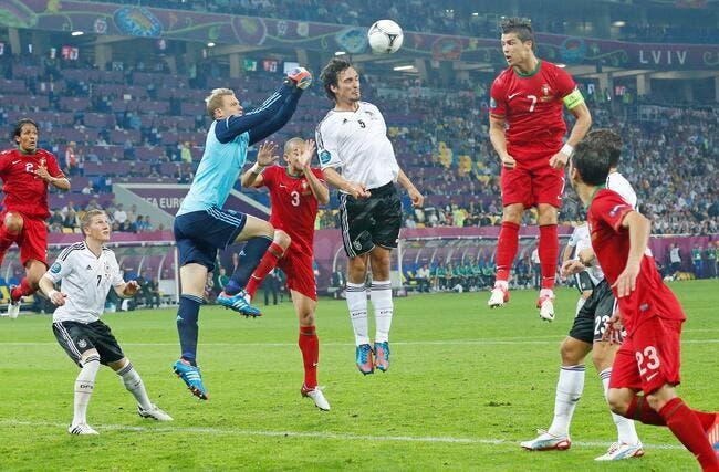 Attention, Cristiano Ronaldo est chaud !