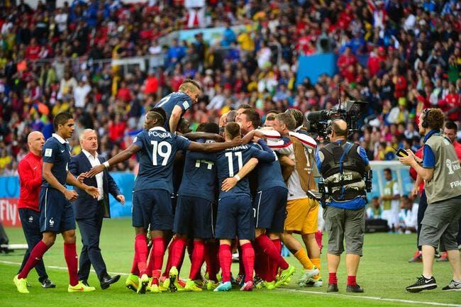 La France frappe les trois coups face au Honduras