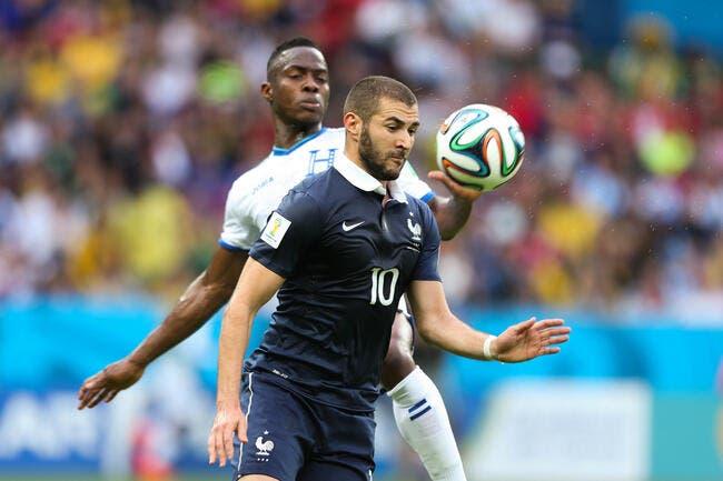 Les notes de France – Honduras : Valbuena et Benzema, ça part fort