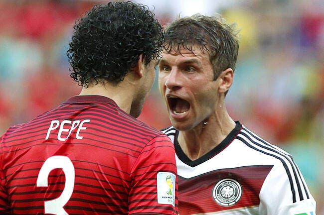 L'Allemagne débarque dans le Mondial et fait peur !