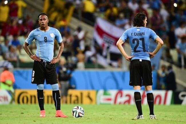 Pierre Ménès voit le Cavani niveau PSG avec l'Uruguay
