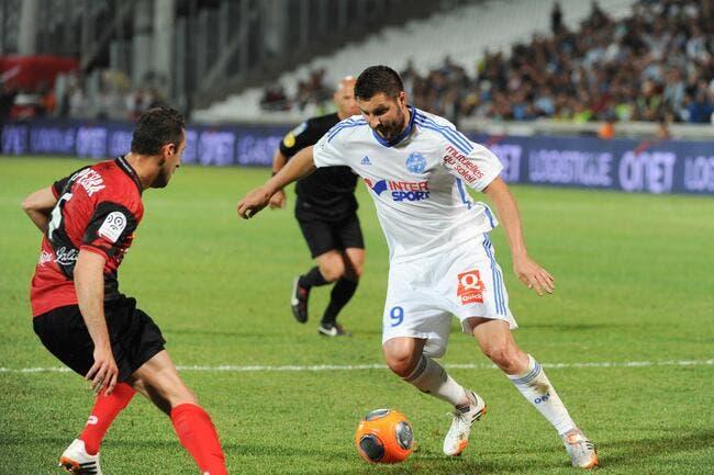 A défaut de Gomis, Trabzonspor rêve de Gignac