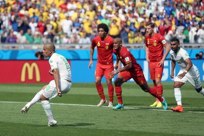 L'Algérie, arbitrée comme une petite équipe pour Halilhodzic
