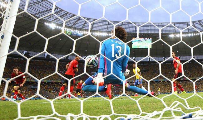 Ochoa a rendu fou le Brésil
