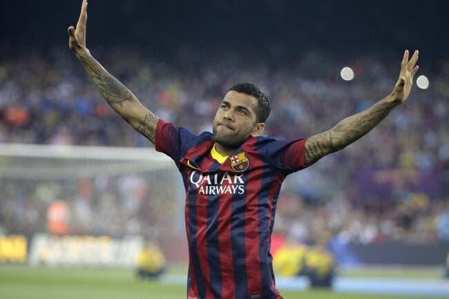 Dani Alves ne veut plus venir au PSG à cause de Xavi