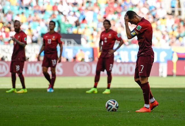 Cristiano Ronaldo a un message pour le Portugal