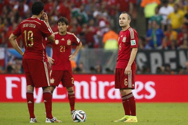 L'Espagne n'est pas une équipe finie prévient Del Bosque