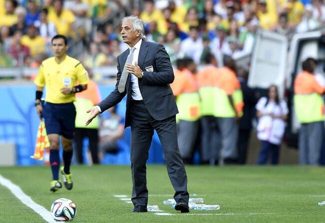 Riolo envoie à la casse l'Algérie du «sinistre coach Vahid»