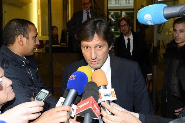 Un retour au PSG de Leonardo ? Son avocat répond
