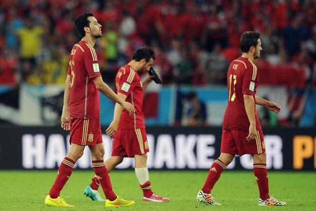 L'Espagne dit merci pour tout à la Roja