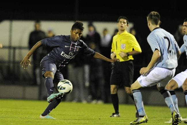 Le PSG offre un premier contrat pro à Habran
