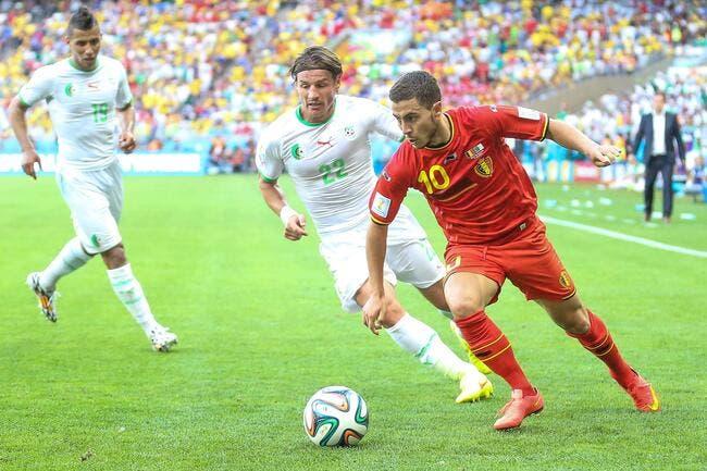 Le PSG s'avoue presque vaincu pour Hazard