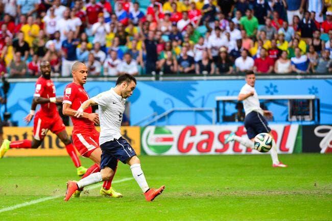 La France sort le grand jeu face à la Suisse