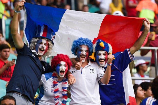 Et soudain Larqué s'enflamme (presque) sur l'équipe de France