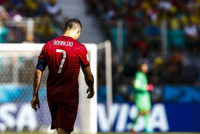 Le Real Madrid veut stopper le Mondial de Cristiano Ronaldo