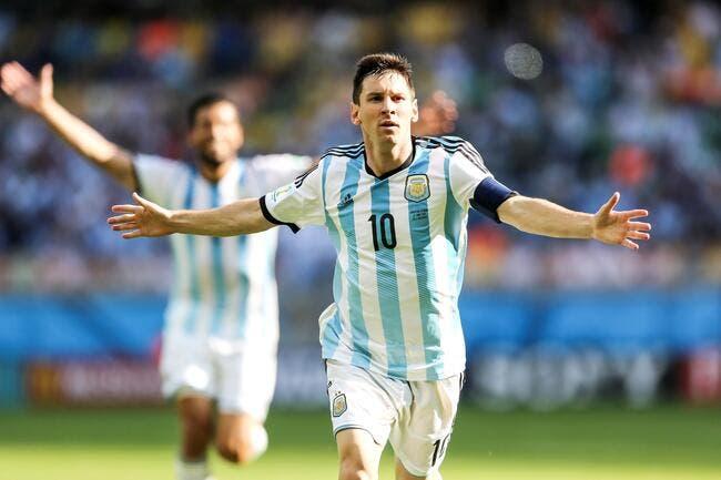 Messi fait pleurer l'Iran à la dernière seconde