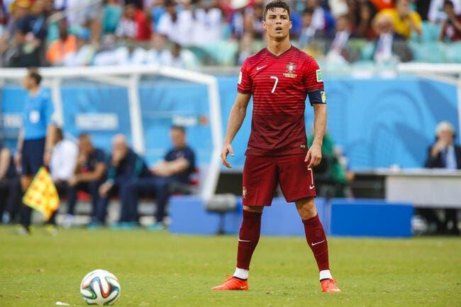 Cristiano Ronaldo «ne sauvera pas seul» le Portugal