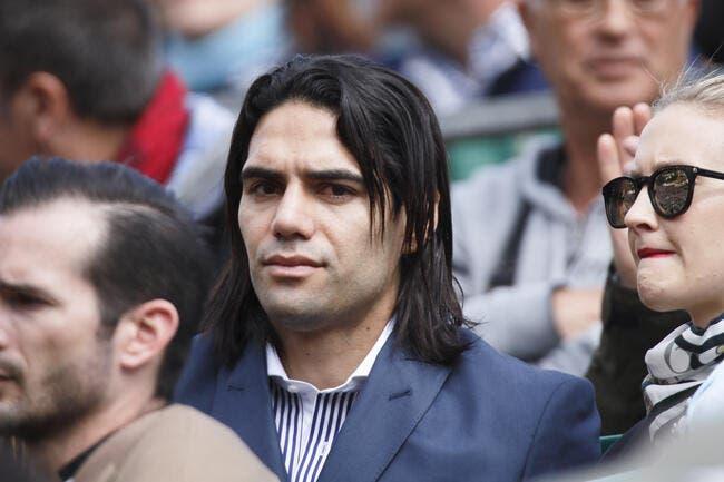 Du haut de son Rocher, Falcao ne rêve que du Real Madrid