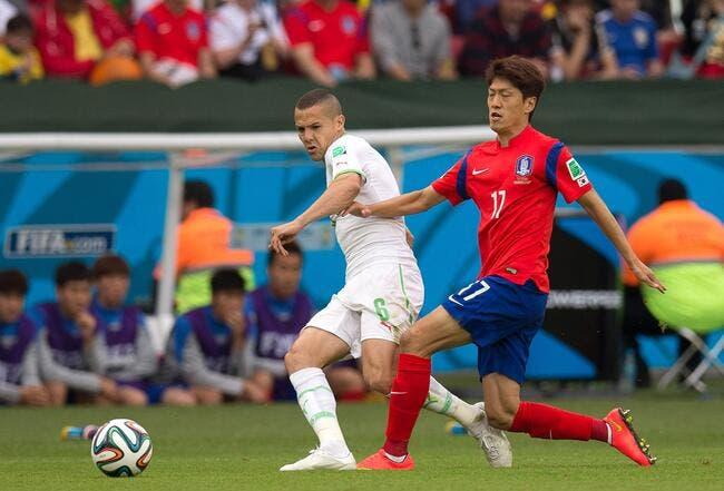 L'Algérie fait le show face à la Corée du Sud