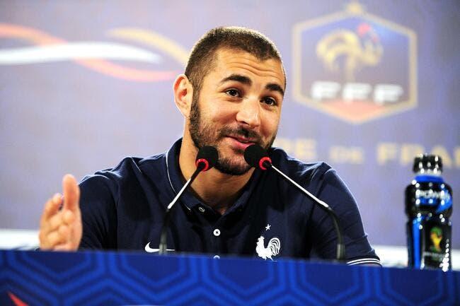 Benzema n'est pas loin d'être le Cristiano Ronaldo français