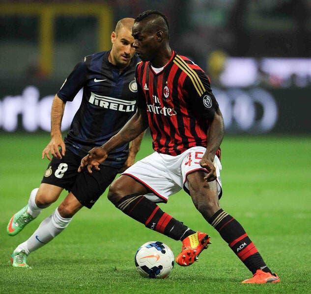 Balotelli vendu par le Milan AC, c'est possible