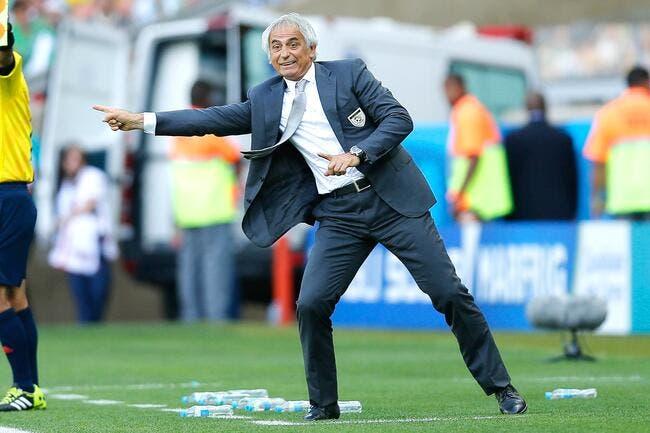 L'Algérie dans la légende ? Coach Vahid aime ça