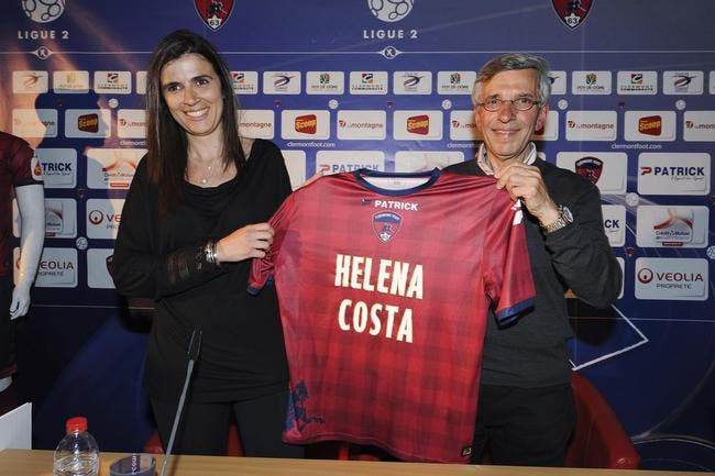 Helena Costa laisse tomber Clermont Foot !