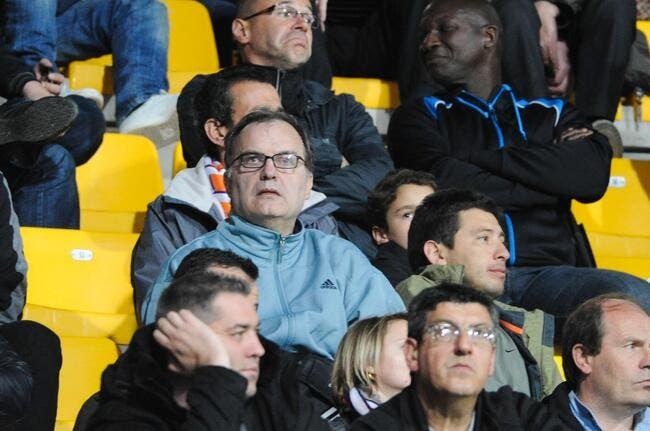L'absence de Bielsa fait flipper tout Marseille !