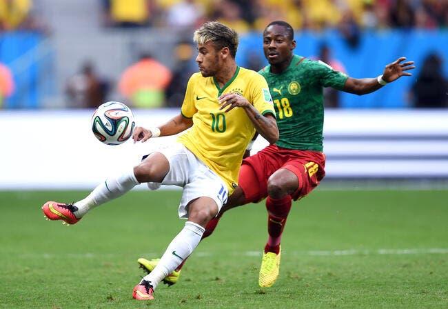 Le Brésil et le Mexique atteignent leur but