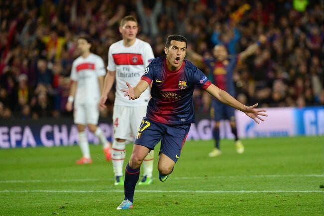 Un vol Rio-Barcelone, Barcelone-PSG pour Pedro ?
