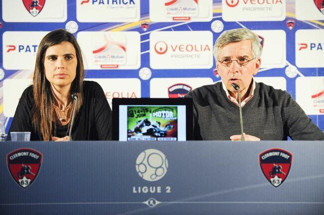 Helena Costa vide son sac après son départ de Clermont
