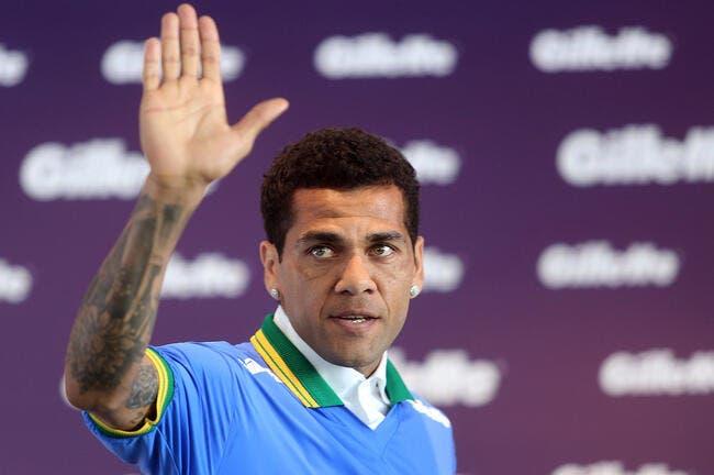 Le PSG dit non à Daniel Alves, mais a un autre chouchou