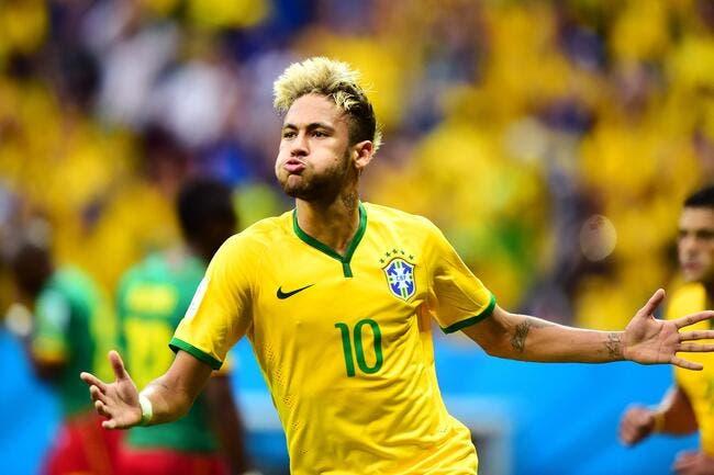Neymar, le Dieu du Brésil avoue vivre un rêve