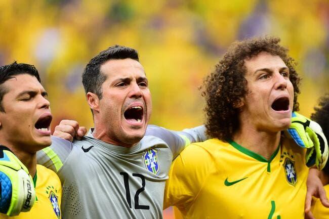 David Luiz ne peut pas s'empêcher de parler du PSG