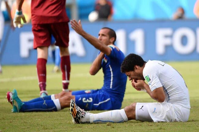 La lourde sanction pour Suarez, un « scandale » pour Di Meco