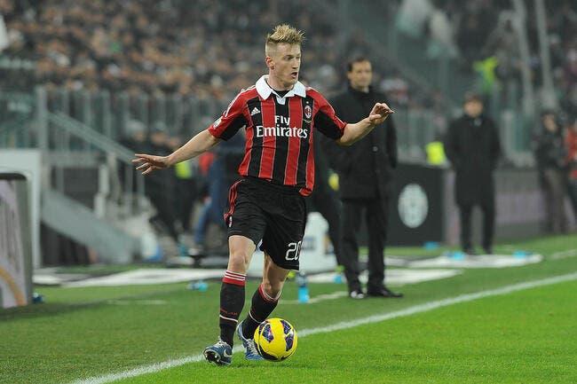 Le Milan AC demande 9 ME au PSG pour Abate
