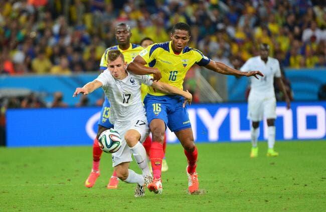 Les notes de France-Equateur : Digne et Griezmann perdent des points