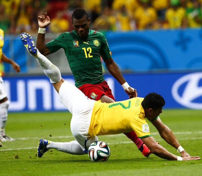 L'OL va laisser Bedimo digérer le fiasco du Cameroun