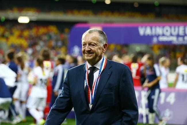 L'OL va recevoir les bienfaits de l'Europa League