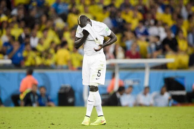 La France fera sans Sakho face au Nigéria