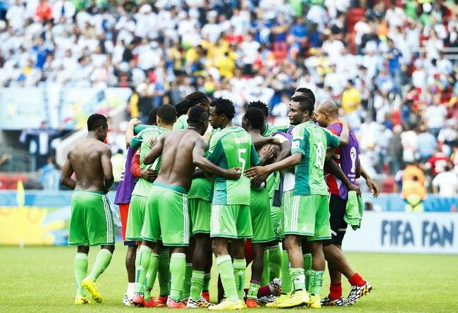 Le Nigéria a refusé de monter dans le bus !